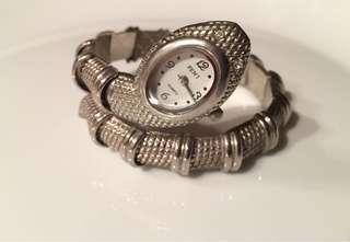 🐍 Slytherin inspired snake watch