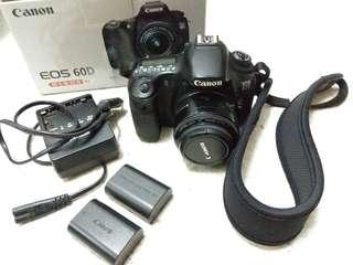 Canon 60D + 50mm f1.8 II