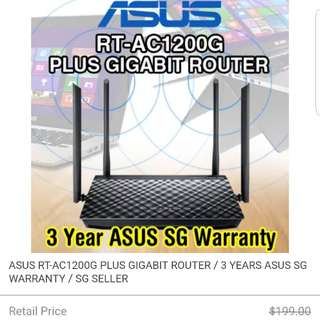 Asus / Dual-band Router