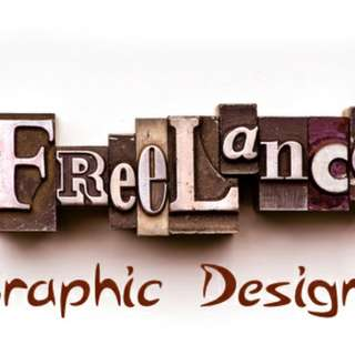 Freelance graphic design for logo,  brochure,  flyer
