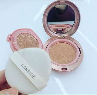 LANEIGE Layering Cover Cushion 14g + 2.5g