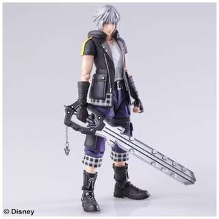 PO: Square Enix - Kingdom Hearts III Bring Arts - Riku