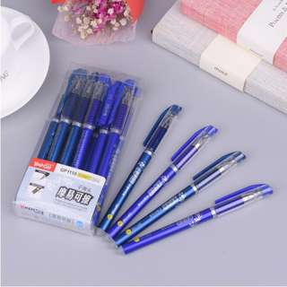 friction pen - erasable pen - 0.5mm 12 pens/box - great for student use gifts
