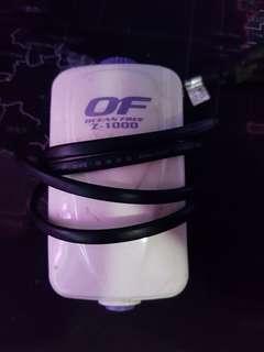 Ocean free Z-1000 air pump