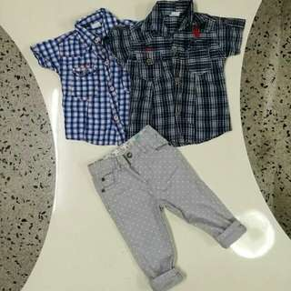 NEW Baby Boy Set 12-18month