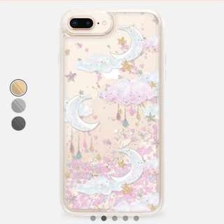 Casetify Glitter iPhone 7/8 plus Case 流沙手機殻