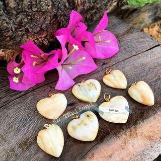 Heart Pendant - Amulet