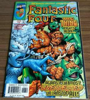 Fantastic Four #6, 7, 8, 19, 20 & 31 ($6 each)