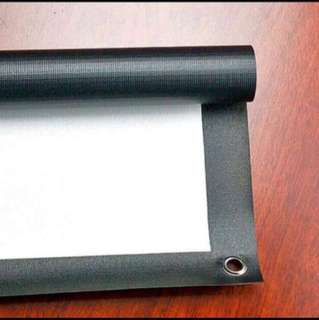Portable Projector Screen (Pre - Order)