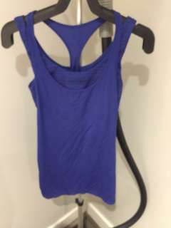 Lulu lemon tank and sports bra