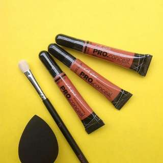 L. A. GIRL ORANGE CORRECTOR #nogstday