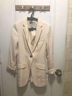 FREE DELIVERY H&M Blush Pink Blazer