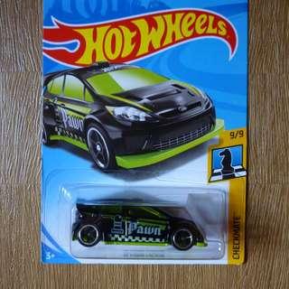 Hotwheels '12 Ford Fiesta