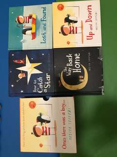 Once there was a boy 1 set 4 books