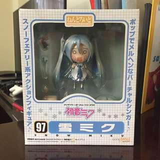 Nendoroid Series: Hatsune Miku - Snow Miku