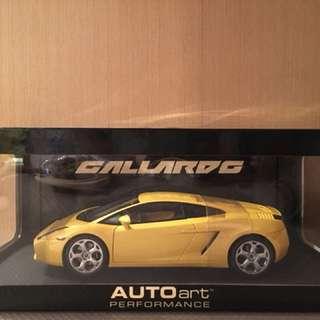 Autoart Lamborghini Gallardo 1:18