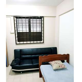 Renovated Common Room w/ AC & Smart Tv for rent