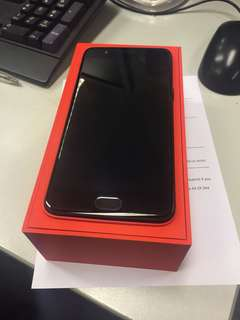 OnePlus 5 Midnight Black 8GB+128GB