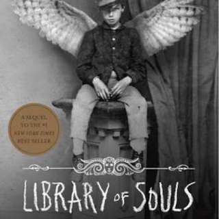 Library of Souls Audiobook by Ransom Riggs