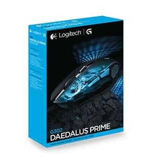 有線滑鼠🖱️ Logitech G302 Gaming Mouse