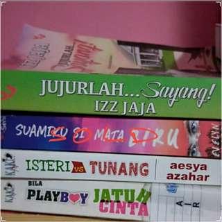 Malay novel .. $5 - $10