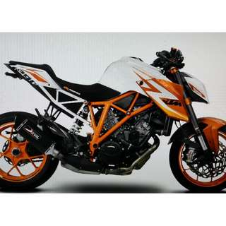Devil Exhaust Systems Singapore KTM Super Duke 1290 Ready Stock ! Promo ! Do Not PM ! Kindly Call Us !