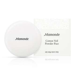 Mamonde Cotton Veil Powder Pact