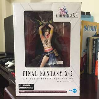 1/6 Scale Soft Vinyl Statue - Final Fantasy X-2: Yuna