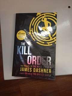 Maze Runner series: The Kill Order