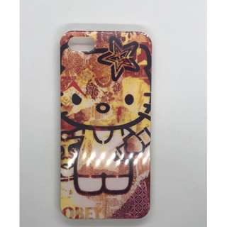 hello kitty cartoons case for iphone 5/5s/5se