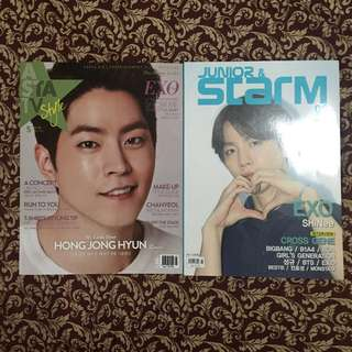Kpop magazines