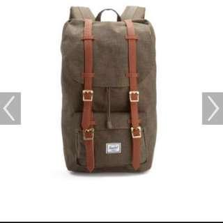 Almost BN Herschel Lil America backpack