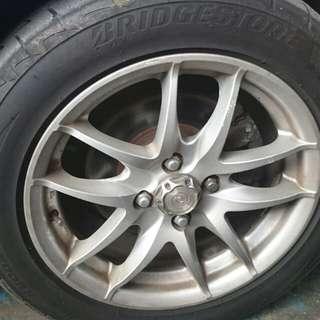 Bridgestone potenza re003