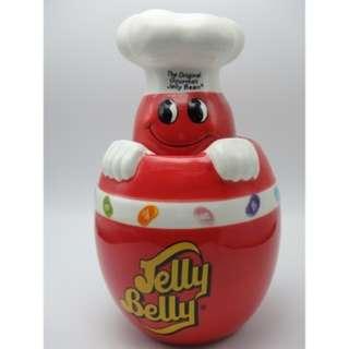 2006年 JELLY BELLY 吉力貝糖果- 陶瓷密實罌