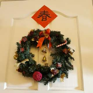 🚚 聖誕節掛飾 (出價談)