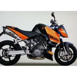 Devil Exhaust Systems Singapore KTM Super Duke 990 2005 - 2013 Ready Stock ! Promo ! Do Not PM ! Kindly Call Us !