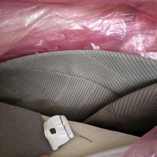 Cover seat Honda Civic FB 2012-Fabric