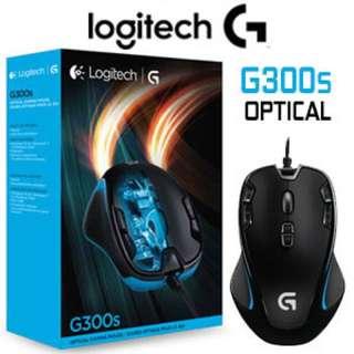 有線滑鼠🖱️Logitech G300S Gaming Mouse
