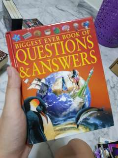 Questions and Answers book