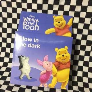 PO Winnie The Pooh Glow In The Dark Stickers