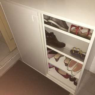 Ikea shoe wardrobe