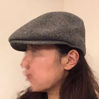 NET 復古鴨舌帽(不二價)