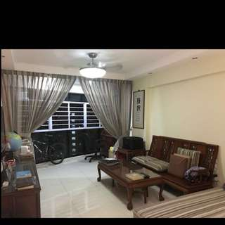 5 Room HDB@Blk 686c Jurong West Central 1