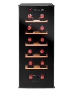 Vinvautz  VZ12BHK 12瓶 酒櫃 紅酒