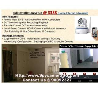 cctv Camera Wifi for home & office