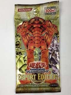 遊戲王 Expert Edition Vol.3 (有11包)