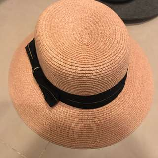 🚚 ❤️搬家出清 買到賺到❤️風情萬種粉紅圓帽