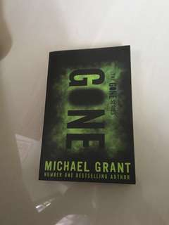 Gone Book By Michael Grant