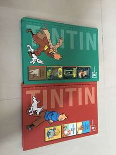Tintin Book Series