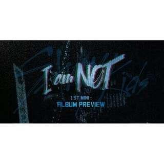 STRAY KIDS - [1ST MINI ALBUM] I AM NOT